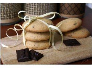 Sausainiai su šokolado gabaliukais♥