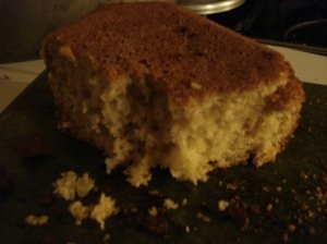 Prancūziška duona kepta duonkepėje