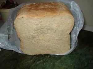 Naminė forminė (prancūziska) duona