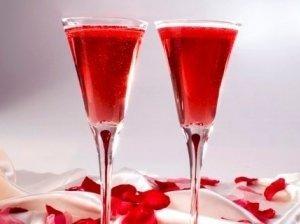 Valentino dienos kokteilis