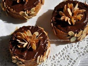 Nekepti, greiti ir skanūs vafliniai - karameliniai pyragėliai