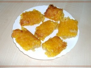 Pyragas iš moliūgo