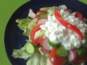 Sveikos salotos