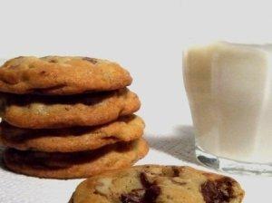 Amerikietiški sausainiai su šokoladu (Chocolate Chip Cookies)