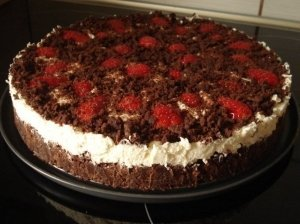 Šokoladinis maskarpone sūrio tortas