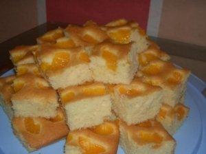 Mandarinų pyragas