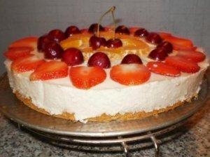 Vaisių tortas