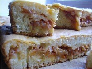Pyragas su kopūstų įdaru