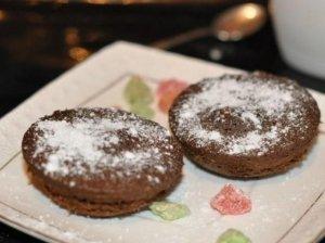 Šokoladiniai keksiukai