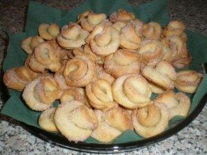 """Sausainiai """"Rožių žiedai"""""""