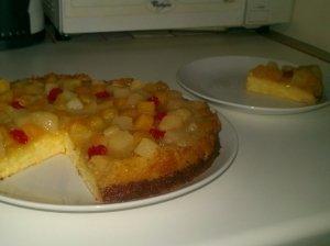 Vaisinis pyragas