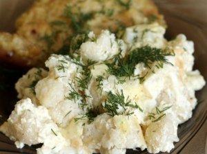 Žiedinių kopūstų omletas