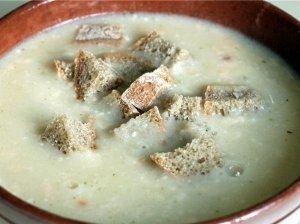 Bulvių ir sūrio sriuba