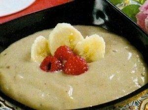 Tiršta bananų sriuba