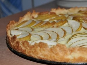 Kriaušinis pyragas