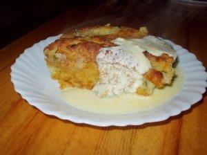 Bulvių plokštainis su vištiena