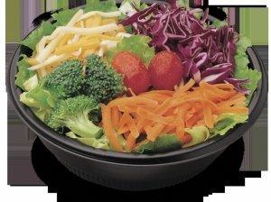 Brokolių ir morkų salotos