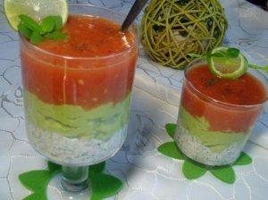 Salotų kokteiliukas