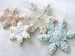 Sausainiai papuošimui