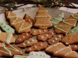 Sausainiai Kalėdoms