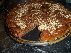 Dribsnių tortas