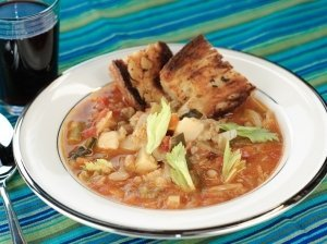 Vegetariška sriuba