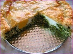 Kiaušinių tortas