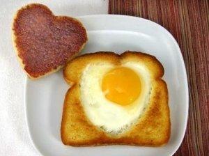Valentinio dienos pusryčiai