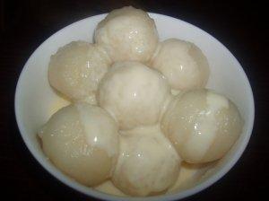 Bulvių kukuliai su sūriu