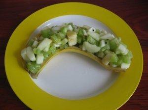 Bananinės salotos