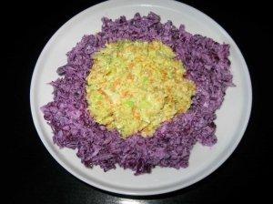 Daugiavaikių salotos