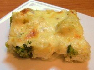 Brokolių ir žiedinių kopūstų užkepėlė