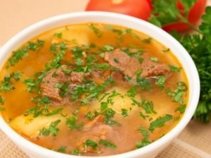 Jautienos sriuba