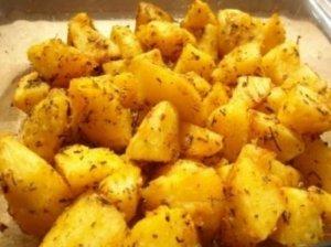 Skaniosios bulvytės