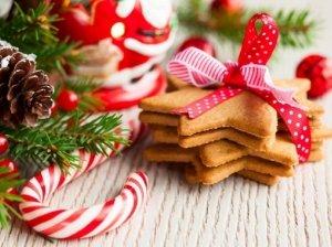 Sausainiai kvepiantys Kalėdomis