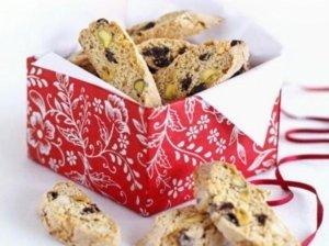 Šventiniai biscotti