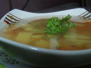 Brokolių sriubytė