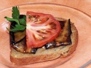 Baklažaniniai sumuštiniai