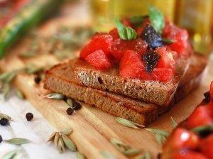 Sumuštiniai su pomidorų užtepėle
