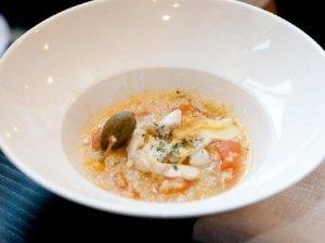 "Žuvies sriuba su kuskusu ""sicilietišku stiliumi"""
