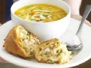 Tiršta vištienos sriuba