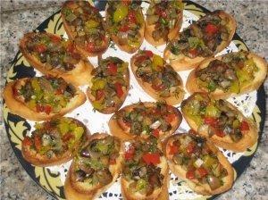 Šventiniai sumuštiniai