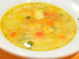Sveikuoliška daržovių sriuba