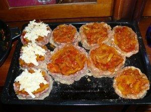 Maltos mėsos laiveliai
