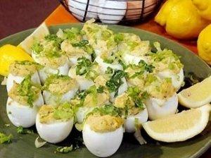 Įdaryti kiaušiniai