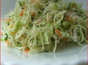 Gaivios kopūstų salotos