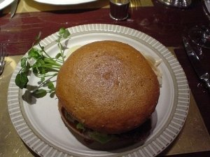 Hamburgerio užkandis