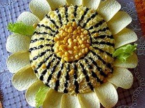Šventiškos vištienos salotos