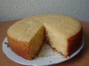 Manų pyragas