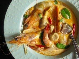Tom Yum Kung sriuba